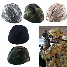 New Military Tactical Outdoor Camo Helmet Cover for M88 PASGT Kelver Swat Helmet