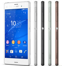 Sony Xperia Z3 D6603 UNLOCKED GSM  16GB 4G LTE  Android smartphone