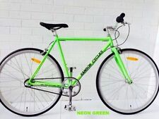 SAMSON CYCLES NEXUS INTERNAL 3 SPEED ROAD BIKE GREEN COLOR