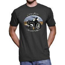 Triumph Bonneville Easy Rider Men`s Dark T-Shirt