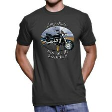 Triumph Rocket III Touring Easy Rider Men`s Dark T-Shirt