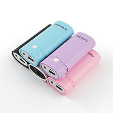 External USB 5600mAh Portable Power Bank Battery Charger Backup for Phones PDAs