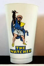 WATCHER MARVEL SUPER HEROES 7-11 CUP 1975 FANTASTIC 4