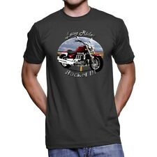 Triumph Rocket III Easy Rider Men`s Dark T-Shirt