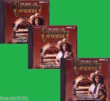 BEST COUNTRY 3CD Great Classic SKEETER DAVIS HENSON CARGILL DONNA FARGO