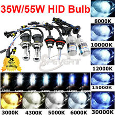 35W/55W HID Replacement Lamp Bulbs H1 H3 H7 H8 H9 H4 H13 9005 9006 880 9004