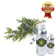 JUNIPER BERRY OIL - UNDILUTED - 100%  PURE NATURAL ESSENTIAL OIL 6 ML TO 125 ML