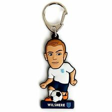 England PVC Keyring Wilshere Football Soccer English International Team