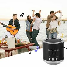 Mini Rechargeable Portable Wireless Speaker Support TF Card For Phone Tablet HPQ