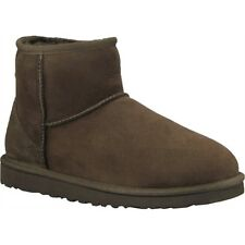 Ugg Women Boots Classic Mini Boots Chocolate