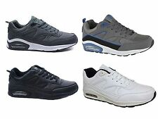 Mens Airtech Lightweight Sports Running Casual Lace Up Fashion Trainers Shoes