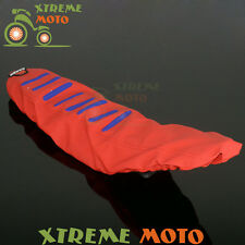 New Gripper Soft Seat Cover For Honda CRF250R CRF450R CRF250X CRF450X