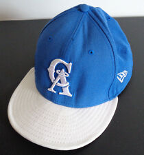 CALIFORNIA ANGELS Baseball COOPERSTOWN COLLECTION Hat 59FIFTY New Era Halo 8 Cap