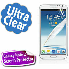 New Clear HD Screen Protector Film Guard For Samsung Galaxy S5 S4 S3 S2 Note 3 2