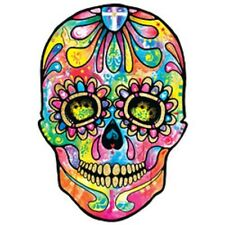 Sugar Skull / Glitter    Tshirt Sizes/Colors