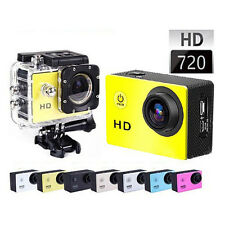 "SJ4000 720P 1.5"" LCD HD Sports DV Action Camera Helmet Bike Camera Camcorder"