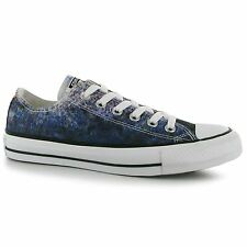 Converse All Star Ox Stream Print Casual Trainers Womens White/Multi Sneakers