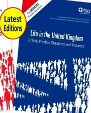 Life in the United Kingdom UK Handbook 3rd Edition Citizenship Test Book 2015/16