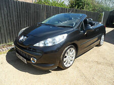 Peugeot 207 CC 1.6 THP 150 Coupe GT Convertible