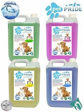 Pet Pride Kennel / Cattery Disinfectant, Cleaner, Deodoriser 5L - 25L
