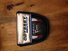 Odyssey Works 2 ball Fang Mallet Putter Cover