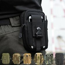 Outdoor Tactical Waist Fanny Pack Belt Bag Camping Hiking Pouch Wallet Phone Bag