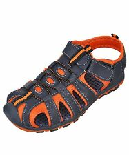 "Rugged Bear ""Fueled"" Toddler Sport Sandals NEW Size US 8"