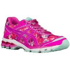 ASICS GT 1000 4  RUNNING SHOES PINK GLOW/HOT PINK  WOMEN'S SELECT YOUR SIZE