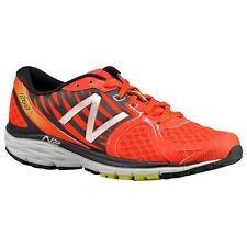 NEW BALANCE 1260 V5 RUNNING SHOES GREY/ORANGE MEN'S SELECT YOUR SIZE