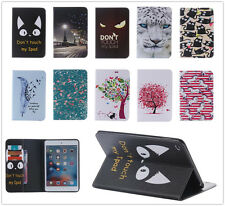 New Vogue Style Wallet Leather Stand Case cover For iPad Mini Ipad air Tablet