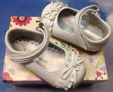 Laura Ashley Girls Patent V Closure Mary Janes Dress Shoes Infant 3 to Toddler 8