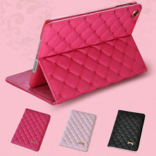 Bow Faux Leather Smart Case Stand Cover for iPad 2 3 4 5 Air 2 Mini Fantastic