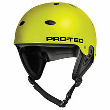 ProTec B2 Wake Watersports Canoe Kayak Helmet Satin Citrus Yellow XS-S-M-L-XL