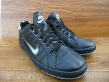 Nike Court Tradition 2 Black / Grey Trainers  Size UK 9 EUR 44