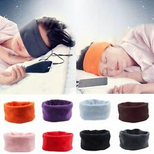Sleeping Headphone Headset Headband Mask for MobilePhone/iPhone/Samsung/HTC/iPod