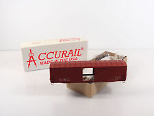 Accurail HO Scale Kit Data Oxide 50 Foot Welded AAR Box Car Item 5799 New
