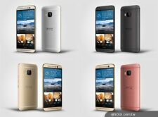 """HTC One M9 32GB 5"""" Smartphone (Unlocked,3 Colors) 20MP 4G LTE Mobile Phone"""