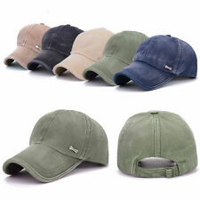 New Fashion Mens Casual Hat Baseball Cap Women Ball Caps Adjustable Size Hats