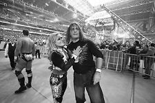 Bret The Hitman Hart - WWE / WWF Wrestling poster print picture photo 028