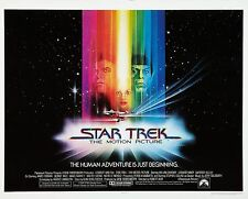 Star Trek: The Motion Picture (1979) Movie Silk Fabric Poster
