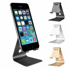 270° Rotatable Aluminum Desktop Holder Table Stand for iPhone iPad Phone Tablets