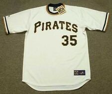 MANNY SANGUILLEN Pittsburgh Pirates 1971 Majestic Cooperstown Baseball Jersey