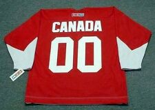 "TEAM CANADA 1972 CCM Vintage Throwback ""Customized"" Hockey Jersey"