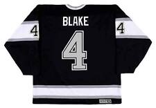 ROB BLAKE Los Angeles Kings 1993 CCM Vintage Away NHL Hockey Jersey