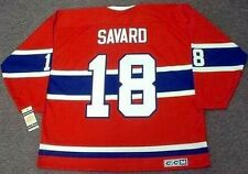 SERGE SAVARD Montreal Canadiens 1969 CCM Vintage Throwback NHL Hockey Jersey
