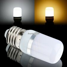 2W E27 SMD3528 24LED Corn Light Cold White/Warm White Bulb Lamp 200V-240V