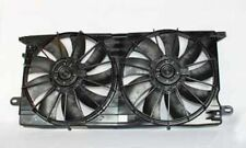 TYC 621410 New Engine Radiator & Condenser Cooling Fan Assembly