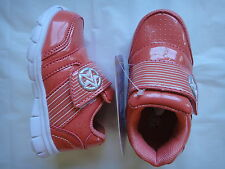 Brand New Girls Shoes Sneakers Joggers Toddler Size2/22-6/26(0-2years old)