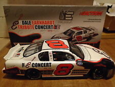 Dale Earnhardt ,JR  #The Dale Earnhardt  Tribute Concert  Action 1/24 Car