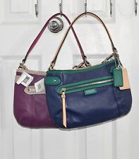 Coach Daisy Spectator Leather Bag With Removable Cross-body Strap F23951